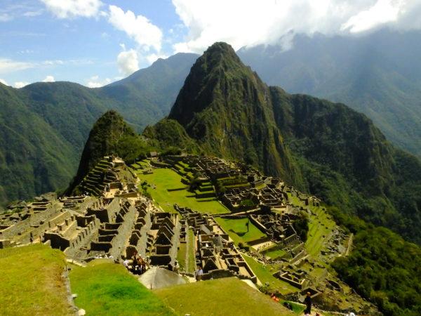 Machu Picchu-Vagabund Reisid